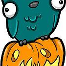 Creepies - Owl by Creepy Creations