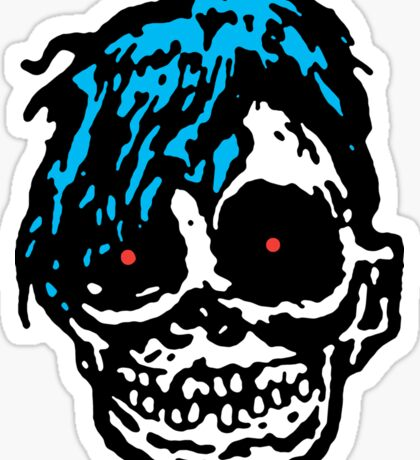 Devilock Sticker
