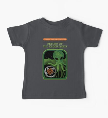 Cthulhu Your Own Adventure Kids Clothes