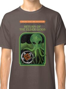Cthulhu Your Own Adventure Classic T-Shirt