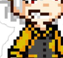 Soul Eater Evans Pixel Sticker