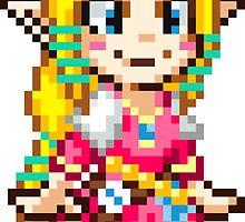 Skyward Sword - Zelda Pixel by geekmythology