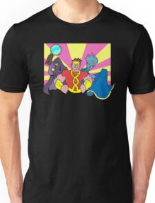 Superheroes of Science! Unisex T-Shirt