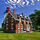 Dunkirk Lighthouse by Kathy Weaver