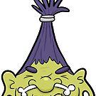 Creepies - Shrunken Head 1 by Creepy Creations