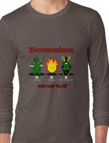 Necronomimon Long Sleeve T-Shirt