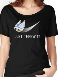 Blue Shell Athletics Women's Relaxed Fit T-Shirt