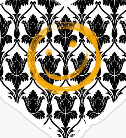 Sherlocked (sticker) Sticker