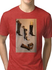 These Boots Tri-blend T-Shirt