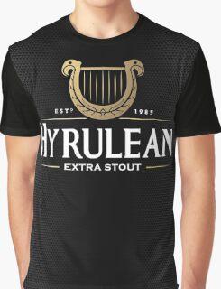 Hyrulean Stout Graphic T-Shirt