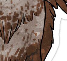 Potoo Griffin Sticker