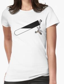 Misfits of Science! Womens Fitted T-Shirt
