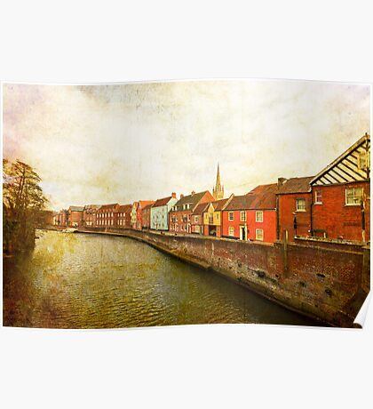 River Wensum Poster