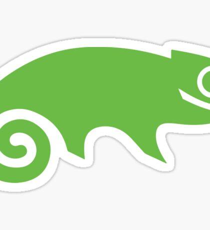Suse Chameleon Logo Sticker