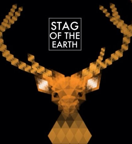 HUNTR - Stag of the Earth Sticker