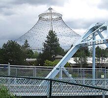 Spokane View by Lynn Gedeon