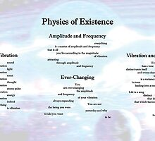 The Physics of Existence Series by PDAllen