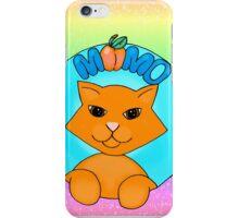 Momo Cat iPhone Case/Skin
