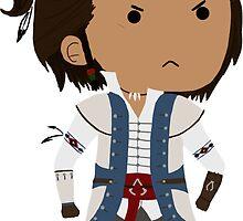 Colonial Assassin Chibi by maddisonlea