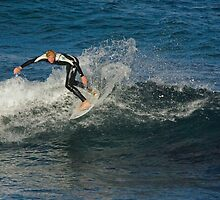 Shelly point surf by UncaDeej