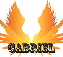 Supernatural Gabriel, Ver.2 by KOTMZain