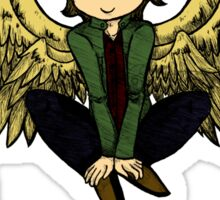 Supernatural Gabriel Chibi Sticker