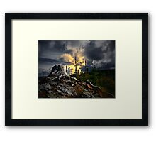 We All Have Our Time Framed Print