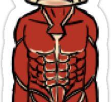 Shingeki no Kyojin - Colossal Titan Sticker