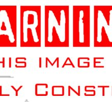 Socially Constructed Sticker
