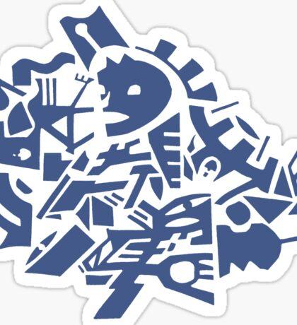 Zephyr Sticker