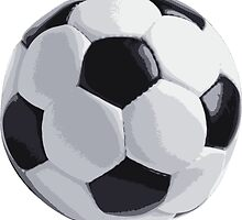 Soccer Ball by cnstudio