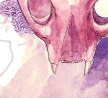 Le Morte Cheshire Sticker