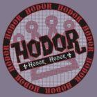 Hodor by MightyRain