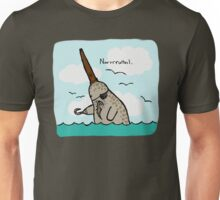 Narrrwhal Colored Unisex T-Shirt