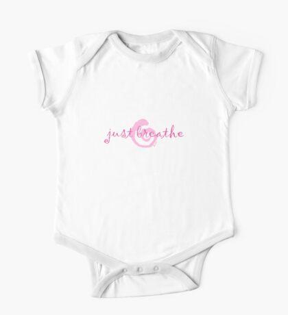 pranayama pink (light tees & stickers) Kids Clothes