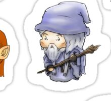 Hobbit Stickers Sheet 2 Sticker
