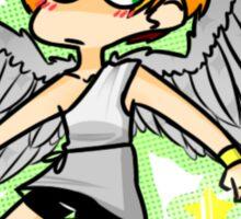 Britannia Angel!!! Sticker