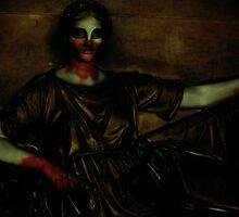 Pale Statue by BadIdeaArt
