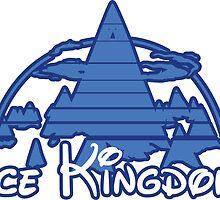 Ice Kingdom - Sticker by Cowabunga