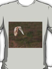 Barn Owl in Flight T-Shirt
