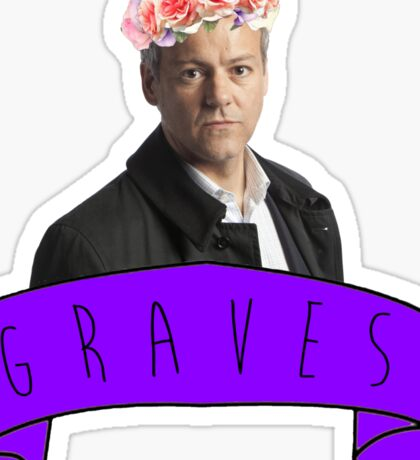 Rupert Graves is Fabulous Sticker