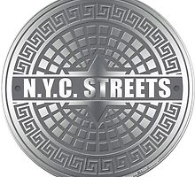 Manhole Covers NYC by ImagineThatNYC