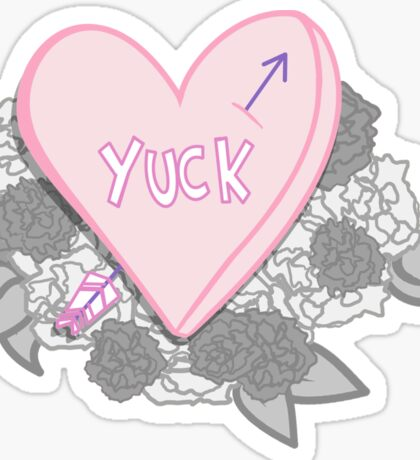 YUCK Sticker