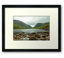 The Gap of Dunloe , Kerry, Ireland Framed Print