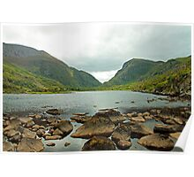 The Gap of Dunloe , Kerry, Ireland Poster