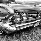 Buick Grill by PortisArt