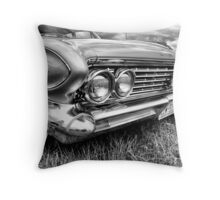 Buick Grill Throw Pillow