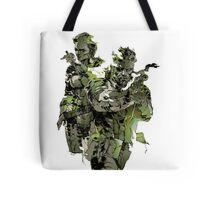 Metal Gear Solid Snake Eater Tote Bag