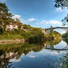 River Severn by Adrian Evans