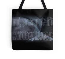 Mickey Loves Ya - Rocky Tote Bag